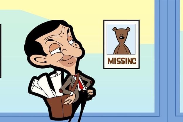 Zur Detailseite von Mr. Bean - Die Cartoon-Serie