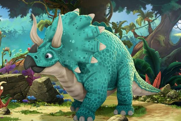Zur Detailseite von Gigantosaurus