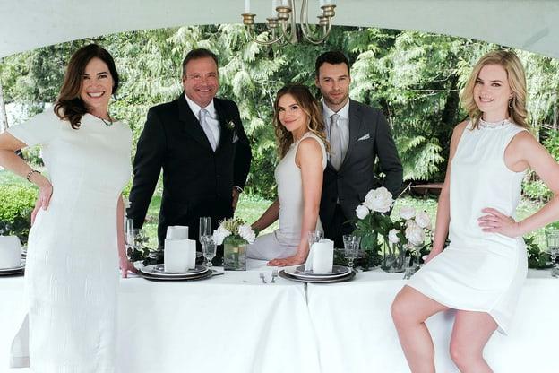 Wer setzt auf die Braut?