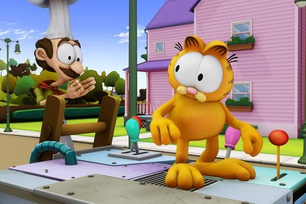 Zur Detailseite von The Garfield Show™