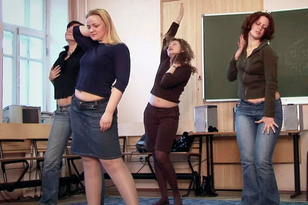 Zur Detailseite von Schule der Verführung - Drei Geschichten aus Russland