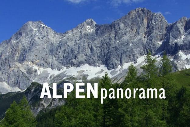 Zur Detailseite von Alpenpanorama