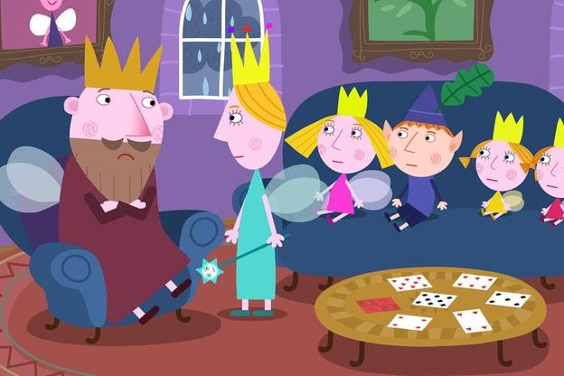 Zur Detailseite von Ben & Hollys kleines Königreich
