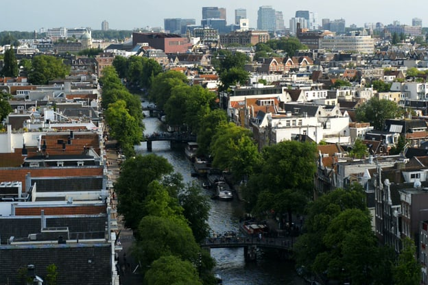Zur Detailseite von Quer durch Amsterdam