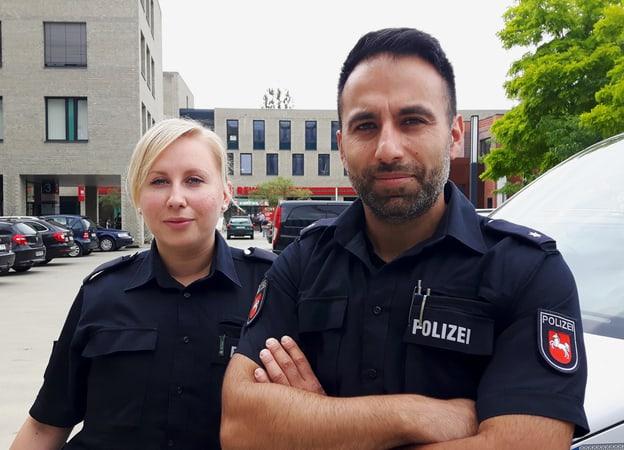 Zur Detailseite von Die Multi-Kulti-Cops