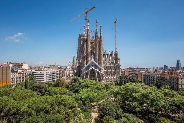 Zur Detailseite von Konzert der Wiener Philharmoniker aus der Sagrada Família