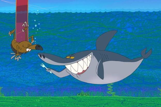 Zur Detailseite von Zig & Sharko - Meerjungfrauen frisst man nicht!