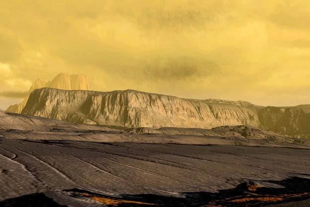 Zur Detailseite von Die Venus - Unsere geheimnisvolle Nachbarin