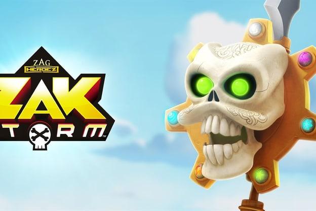 Zur Detailseite von Zak Storm - Super Pirat