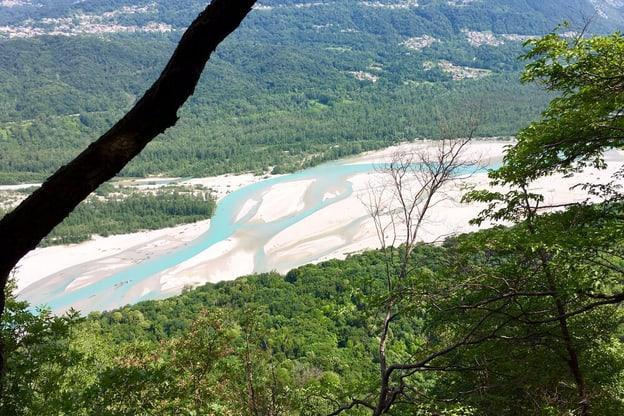 Zur Detailseite von An den Ufern des Tagliamento - Die Menschen und ihr Fluss