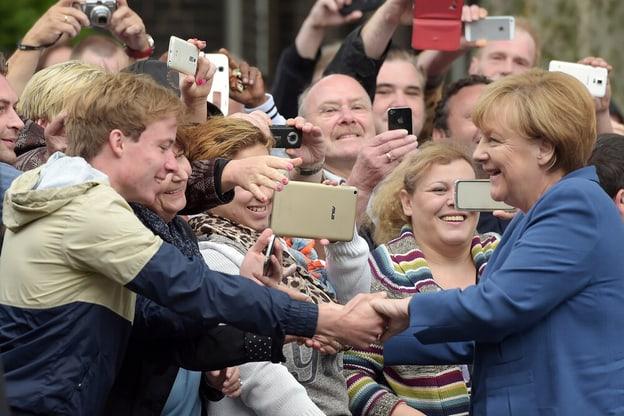 Zur Detailseite von Zeitreise durch die Merkel-Jahre