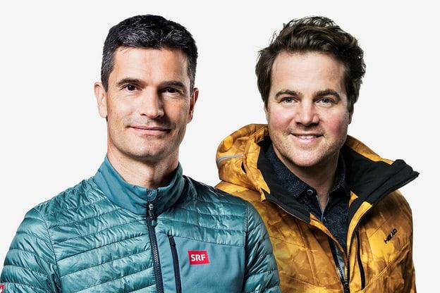 Ski alpin – Super-G Männer