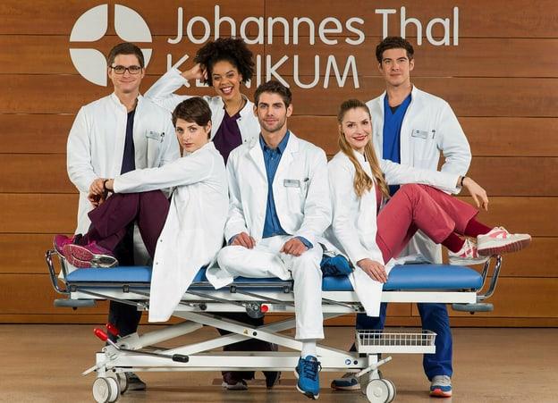 Zur Detailseite von In aller Freundschaft – Die jungen Ärzte