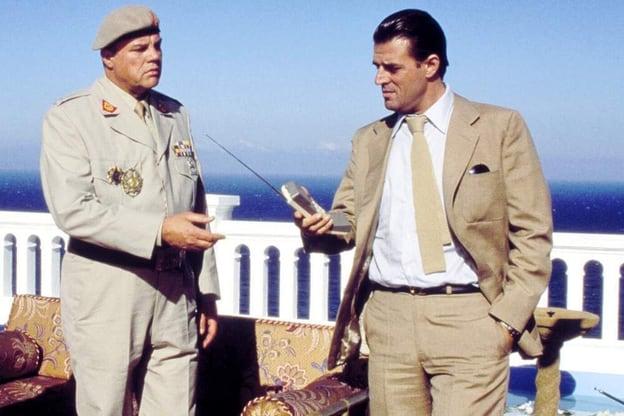 Zur Detailseite von James Bond 007 - Der Hauch des Todes