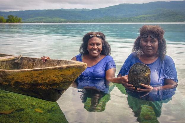 Zur Detailseite von Begegnung mit den Meeresvölkern