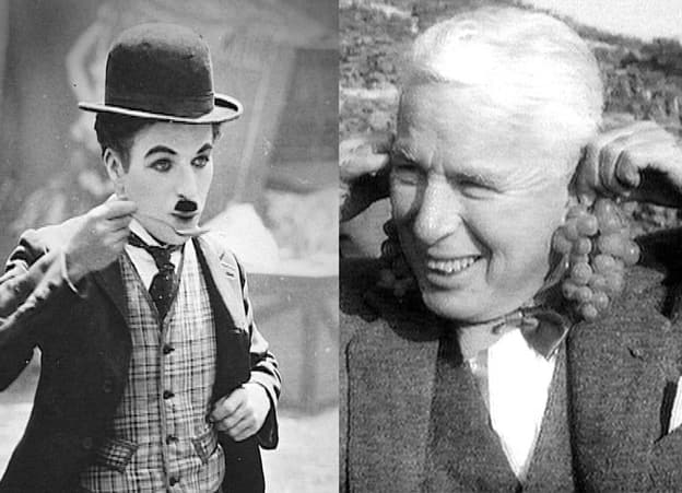 Charles Chaplin - Die Schweizer Jahre