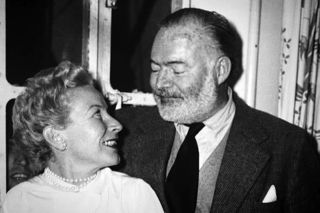 Zur Detailseite von Ernest Hemingway - Ein Leben wie ein Roman