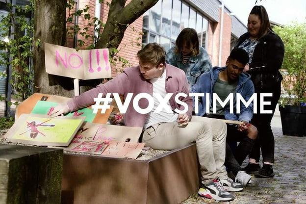 Zur Detailseite von #VOXStimme