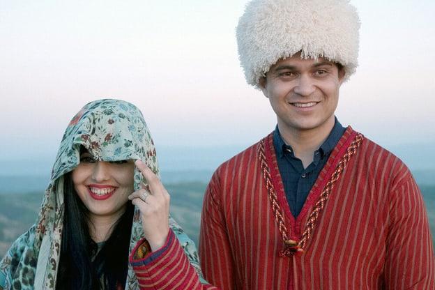 Zur Detailseite von Eine turkmenische Hochzeit