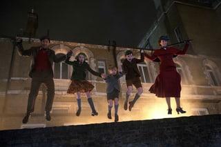 Zur Detailseite von Mary Poppins' Rückkehr