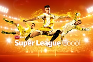 Zur Detailseite von Fussball – Super League - Goool