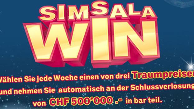 Gewinnspiel «Simsala Win»: Coop droht Anzeige
