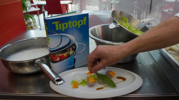 Mit «TipTopf» kochen - und Energie verbraten