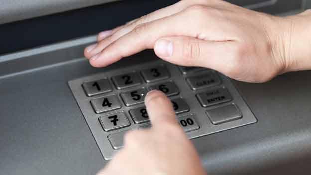 «Espresso Aha!»: Sortierte Noten im Bankomaten