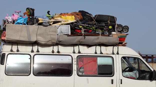 Strassenverkehr: Verlorene Ladung sorgt für 400 Unfälle