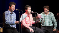 Audio «Die Gebirgspoeten: «Wala» / «Nationalrat Moser»» abspielen