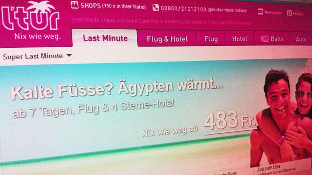 «L'TUR» setzt Kundennamen auf Schwarze Liste