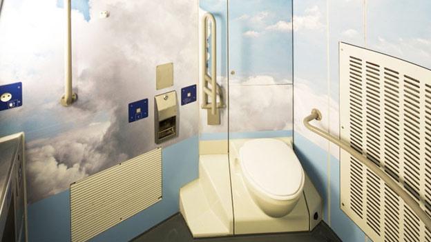SBB verbessert WCs. Ein bisschen.