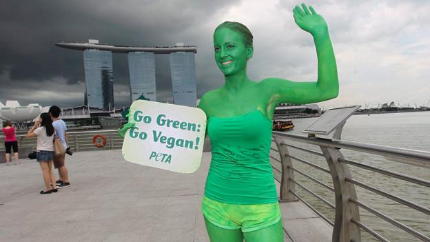 Die Veganer kommen - warum eigentlich?