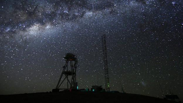 Das grösste Radioteleskop der Welt