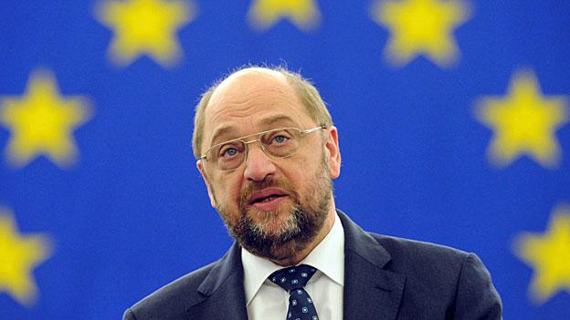 EU-Parlamentspräsident Schulz: Gedanken zur Schweiz