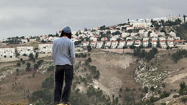 Israel wegen Siedlungen unter Druck