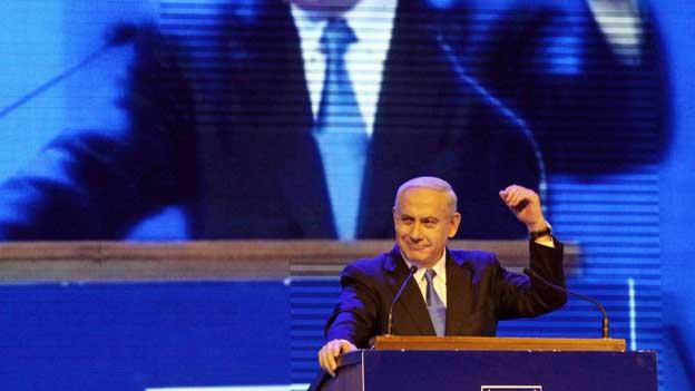 Netanjahu auf der Siegesstrasse