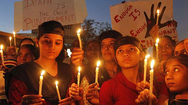 Indien: Vergewaltigung als Klassen-Thema