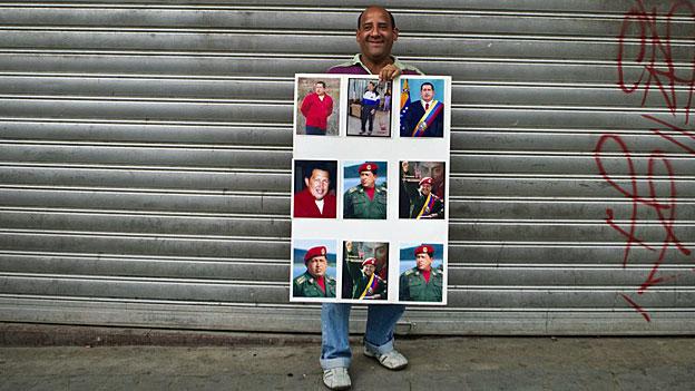 Hugo Chavez schwer krank - Ungewissheit in Venezuela