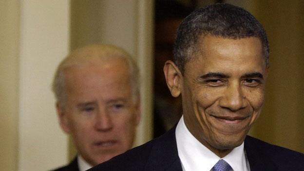 Der Gewinner heisst Obama - vorläufig