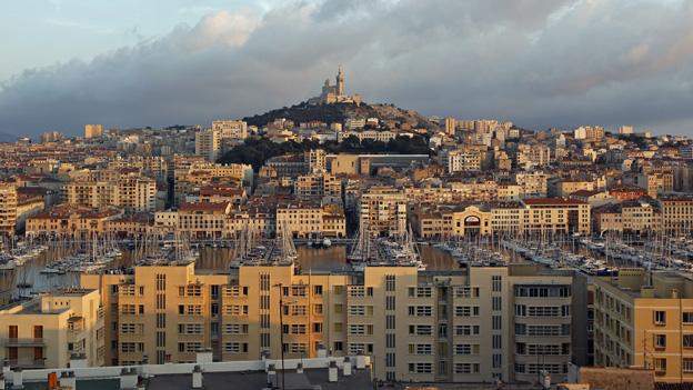 Marseille: Kulturhauptstadt und Pulverfass