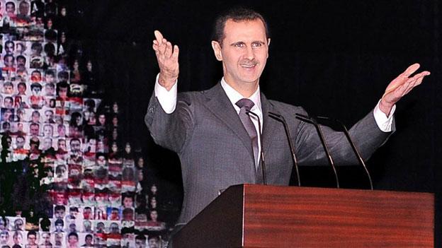 Assad schliesst Zugeständnisse aus