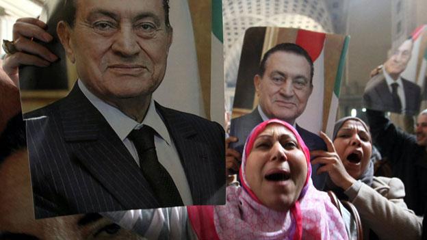 Mubarak-Prozess wird neu aufgerollt