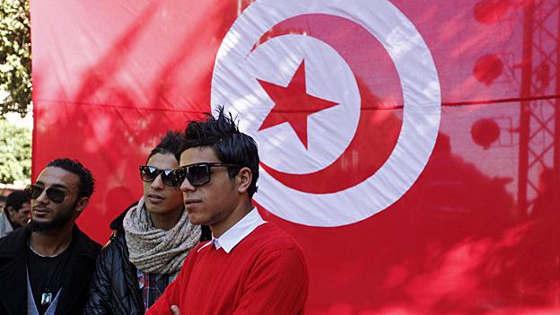 Rekordhohe Arbeitslosigkeit in Tunesien