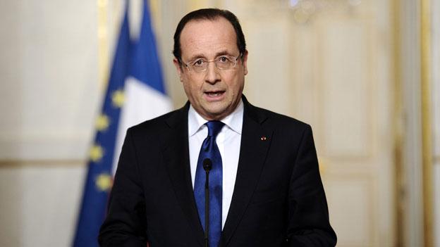 Frankreich interveniert in Mali