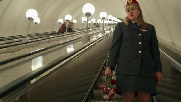 Die Rolltreppe wird 120 Jahre alt