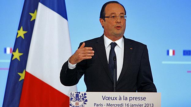 Frankreich hofft auf Unterstützung in Mali