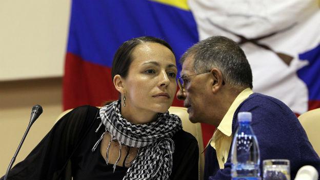 Kolumbien: «Friedensprozess auf gutem Weg»