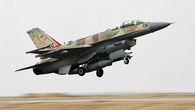 Israelischer Luftangriff in Syrien?
