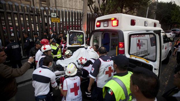 Ist Schlamperei schuld an Pemex-Explosion in Mexiko?